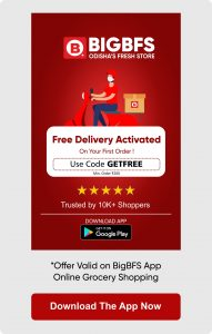 BigBFS Free Delivery Offer for New APP users